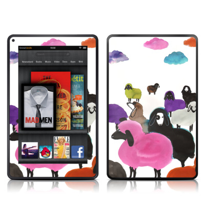 Kindle Fire Skin - Sheeps