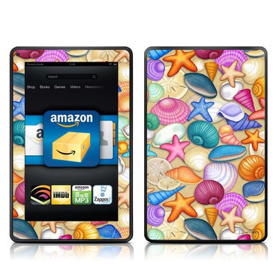 Kindle Fire Skin - Shells