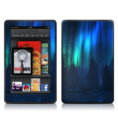 Kindle Fire Skin - Song of the Sky