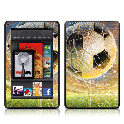Kindle Fire Skin - Soccer