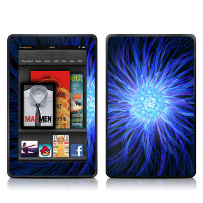 Kindle Fire Skin - Something Blue