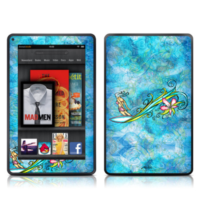 Kindle Fire Skin - Soul Flow