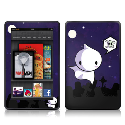 Kindle Fire Skin - Spectre