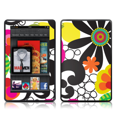 Kindle Fire Skin - Splendida