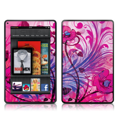 Kindle Fire Skin - Spring Breeze