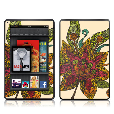 Kindle Fire Skin - Spring Flower