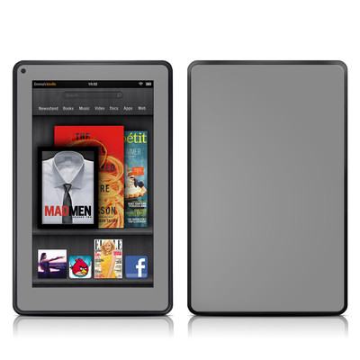 Kindle Fire Skin - Solid State Grey