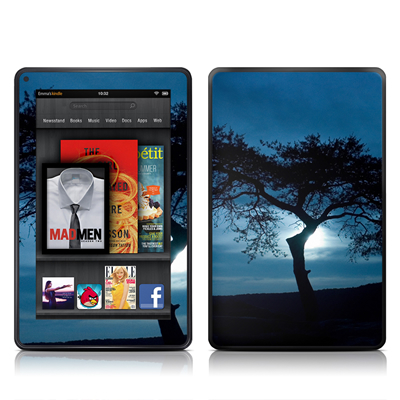 Kindle Fire Skin - Stand Alone