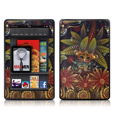 Kindle Fire Skin - Star Creatures