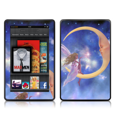 Kindle Fire Skin - Star Kiss