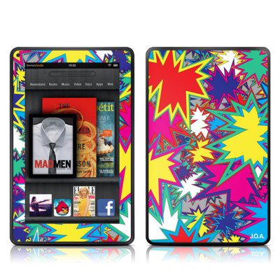 Kindle Fire Skin - Starzz