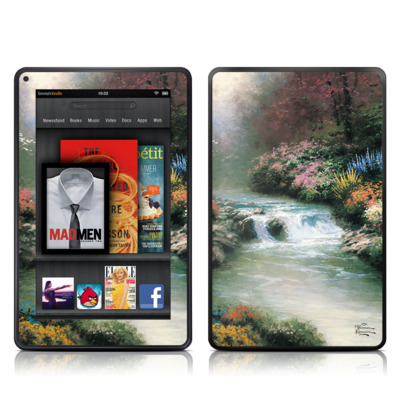 Kindle Fire Skin - Beside Still Waters