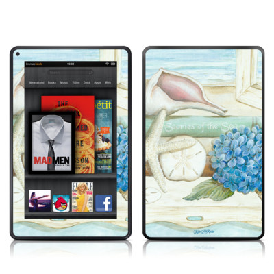 Kindle Fire Skin - Stories of the Sea