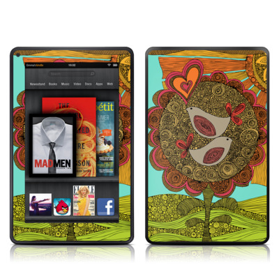 Kindle Fire Skin - Sunshine