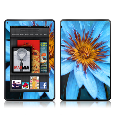 Kindle Fire Skin - Sweet Blue