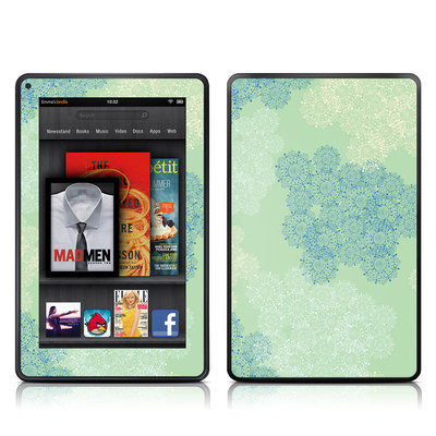 Kindle Fire Skin - Sweet Siesta