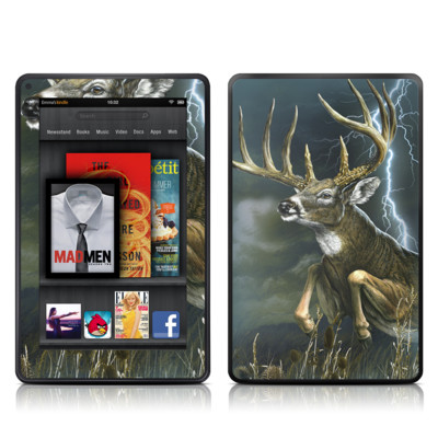 Kindle Fire Skin - Thunder Buck