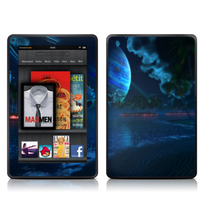 Kindle Fire Skin - Thetis Nightfall