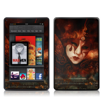 Kindle Fire Skin - To Rise Above