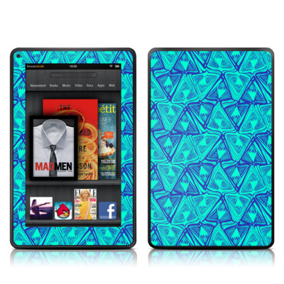 Kindle Fire Skin - Tribal Beat