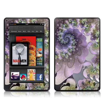 Kindle Fire Skin - Turbulent Dreams