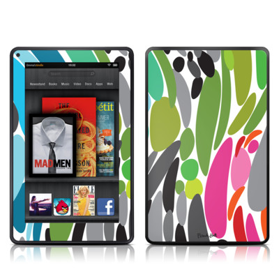 Kindle Fire Skin - Twist