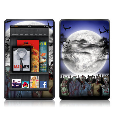 Kindle Fire Skin - Undead