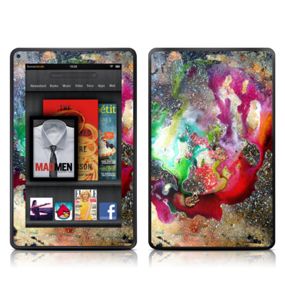 Kindle Fire Skin - Universe