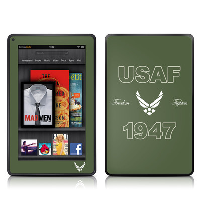 Kindle Fire Skin - USAF 1947