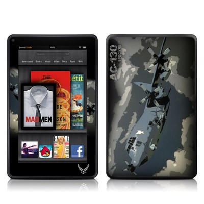 Kindle Fire Skin - AC-130