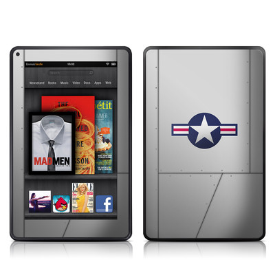 Kindle Fire Skin - Wing