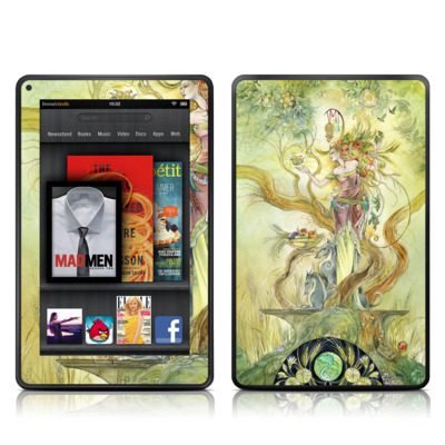 Kindle Fire Skin - Virgo