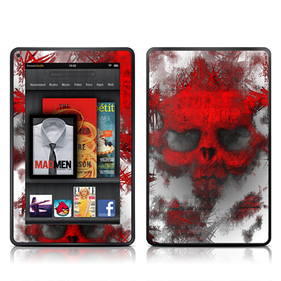 Kindle Fire Skin - War Light