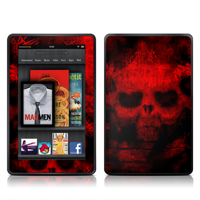 Kindle Fire Skin - War