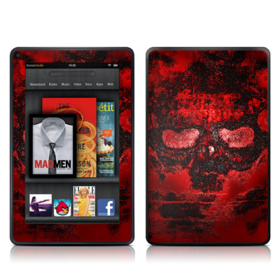 Kindle Fire Skin - War II
