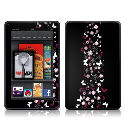 Kindle Fire Skin - Whimsical