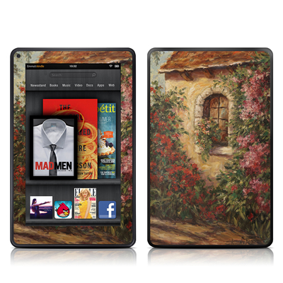Kindle Fire Skin - The Window