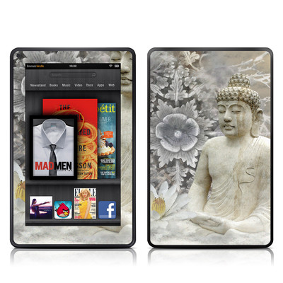 Kindle Fire Skin - Winter Peace