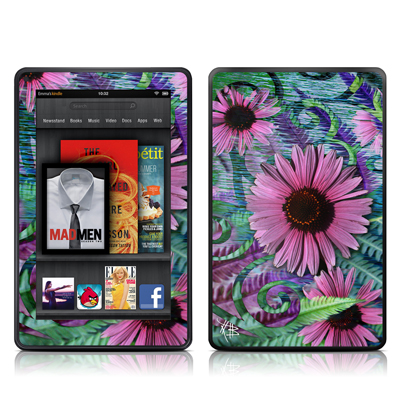 Kindle Fire Skin - Wonder Blossom