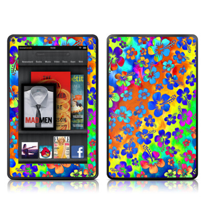 Kindle Fire Skin - Wild Summer