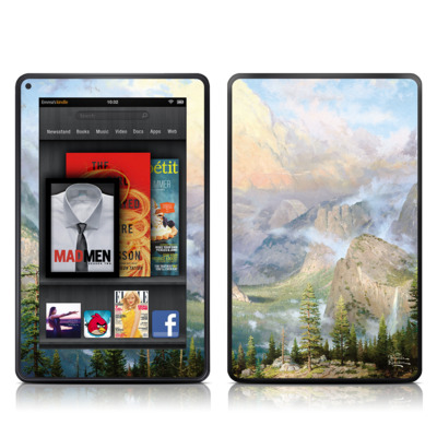 Kindle Fire Skin - Yosemite Valley