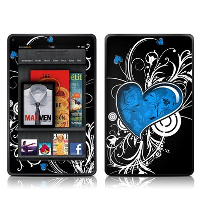 Kindle Fire Skin - Your Heart