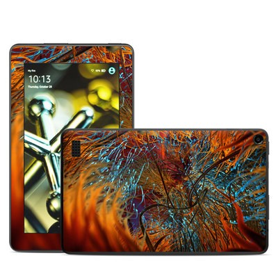 Amazon Kindle Fire 5th Gen Skin - Axonal