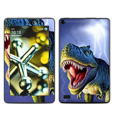 Amazon Kindle Fire 5th Gen Skin - Big Rex