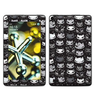 Amazon Kindle Fire 5th Gen Skin - Billy Cats