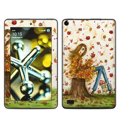 Amazon Kindle Fire 5th Gen Skin - Crisp Autumn