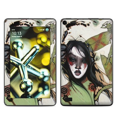 Amazon Kindle Fire 5th Gen Skin - Cyborg