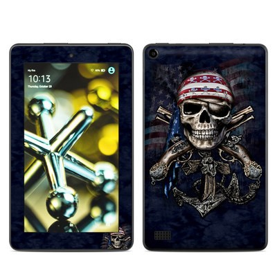 Amazon Kindle Fire 5th Gen Skin - Dead Anchor