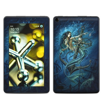 Amazon Kindle Fire 5th Gen Skin - Death Tide