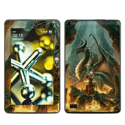 Amazon Kindle Fire 5th Gen Skin - Dragon Mage